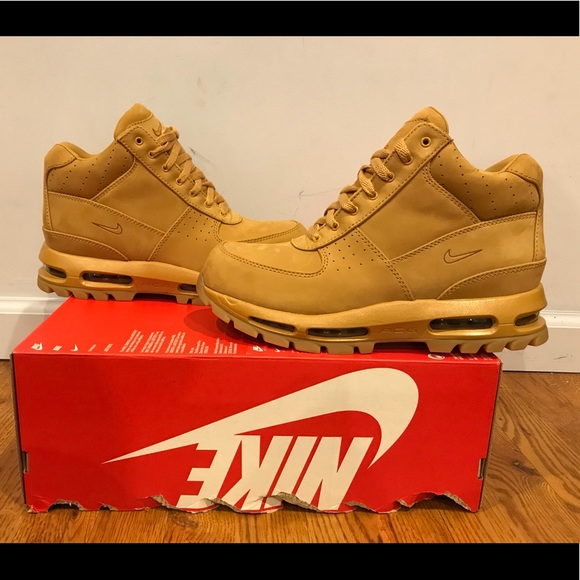 los angeles 6953d 5c273 Nike ACG Goadome Waterproof Boots Wheat Flax